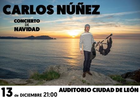 Concierto con Carlos Nuñez